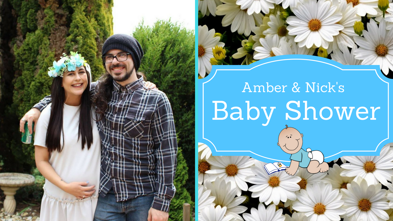 OUR PERFECT BABY SHOWER