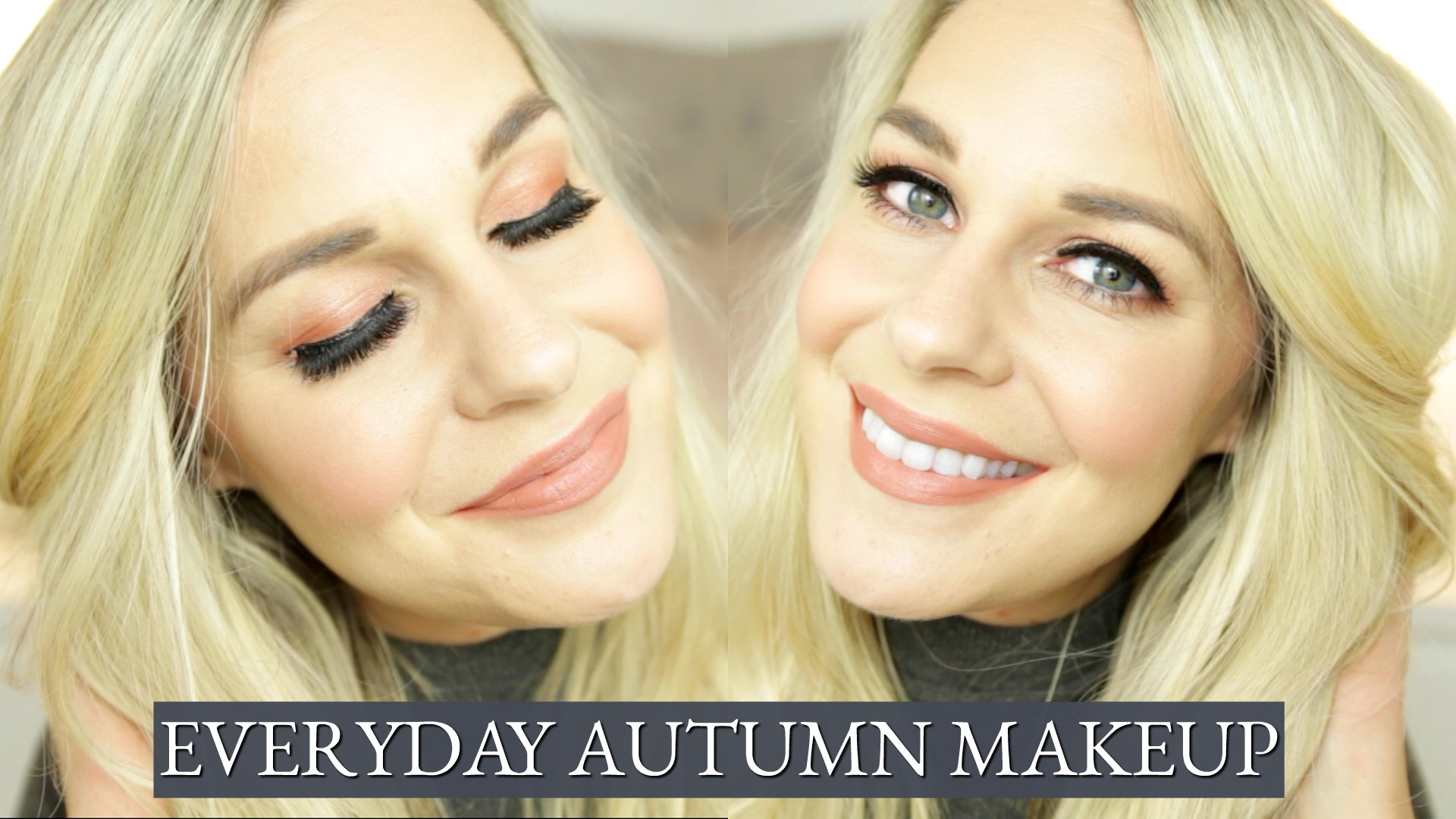 Everyday Autumn Makeup