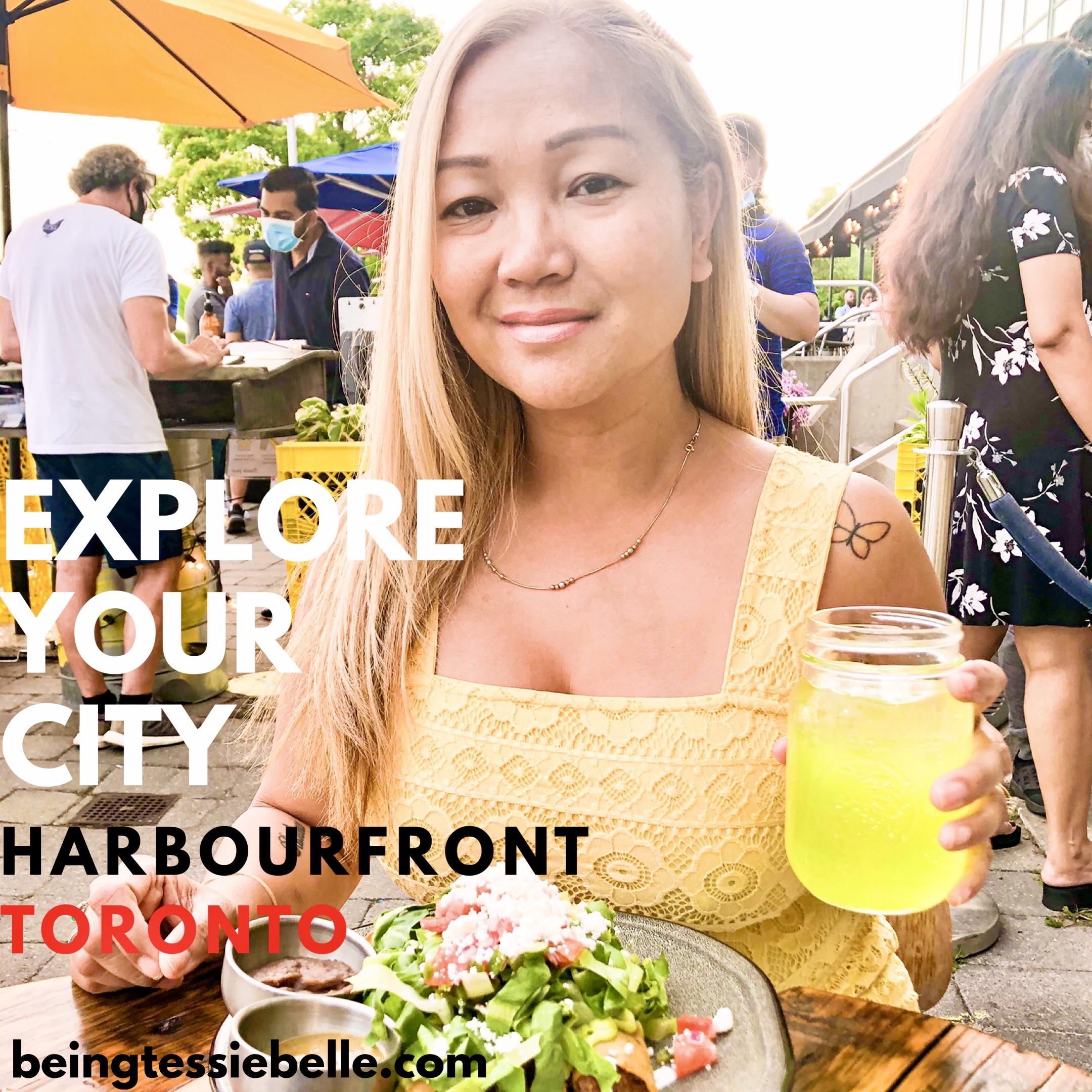 Explore Your City - Harbourfront Toronto
