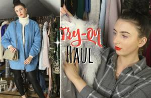 Try-On Haul - Black Friday and Charity Shops