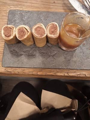 Angel's butterscotch sauce