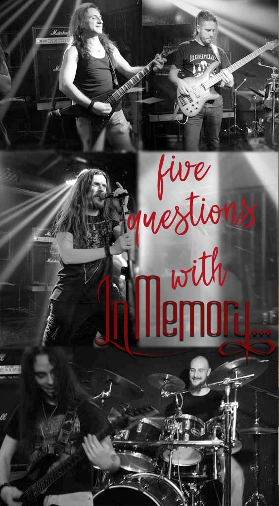 5 QUESTIONS WITH IN MEMORY