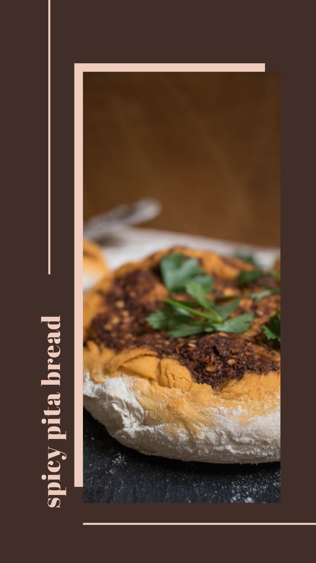 Spicy Pita Breads