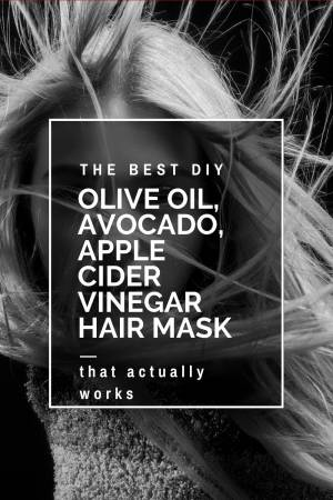 THE BEST NATURAL HAIR MASK
