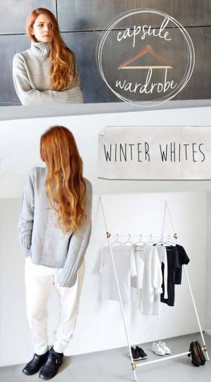 BREAKING THE LAW | WEARING WINTER WHITES