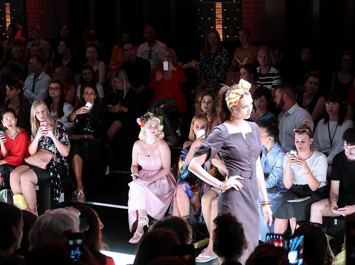 Berlin Fashion Week SS19