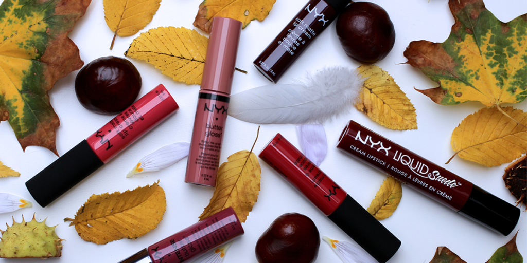 TRY ON: NYX LIPSTICKS