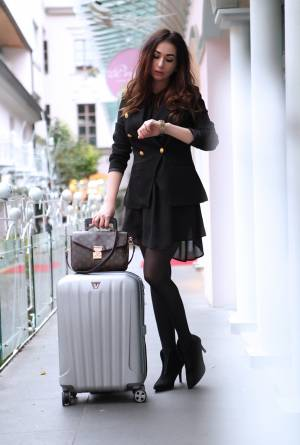 FRIDAY GIVEAWAY - WIN YOUR DREAM SUITCASE!