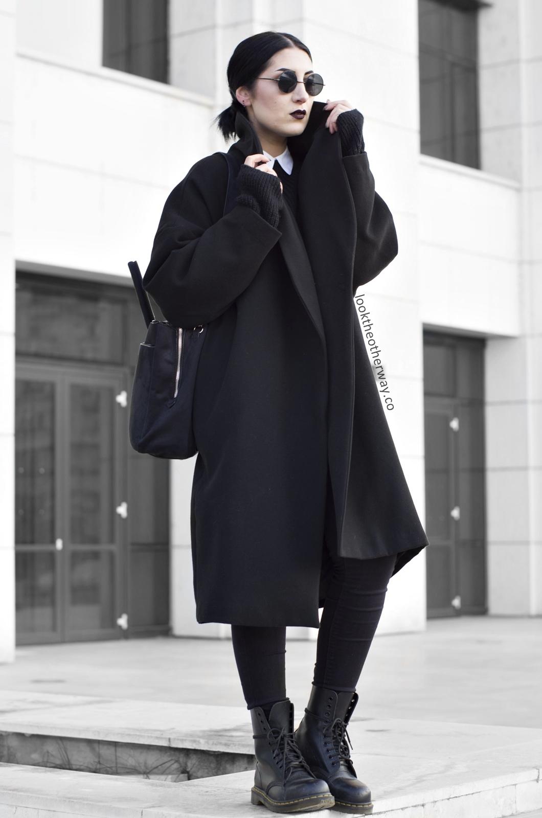 Coat it get any colder?