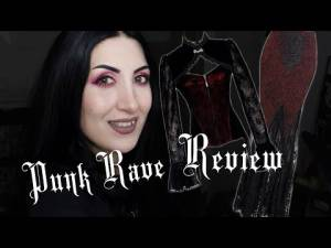 Full Punk Rave Outfit Review!