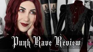 Punk Rave Review & Giveaway!