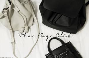 It's a bag thing: The minimalist's 5 bags!