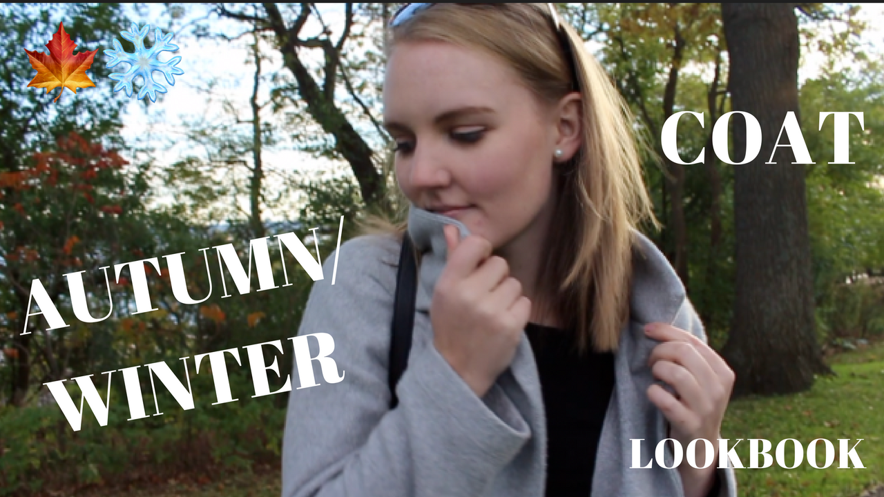 5 OUTFITS PEFECT FOR THE COLD WEATHER | AUTUMN/WINTER OUTERWEAR LOOK BOOK