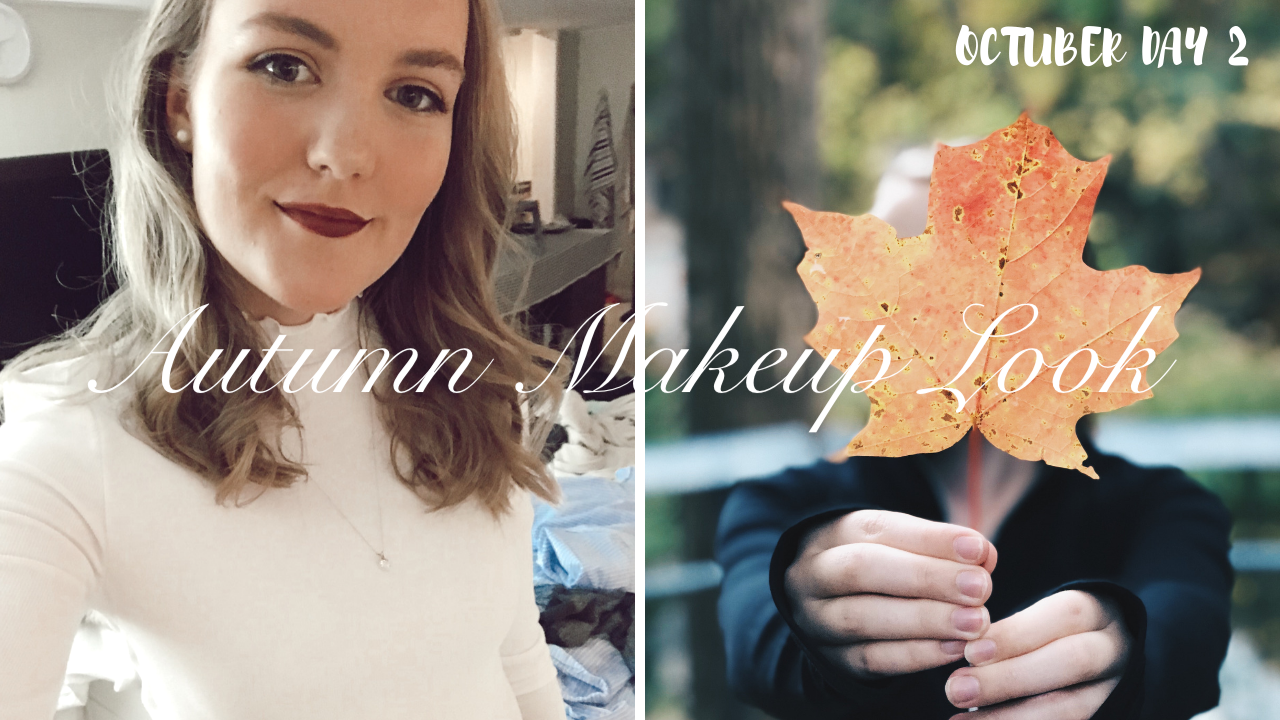 2018 AUTUMN MAKEUP LOOK