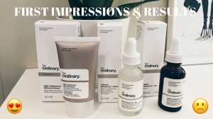 THE ORDINARY REVIEW | WHAT WORKED & WHAT DIDN'T
