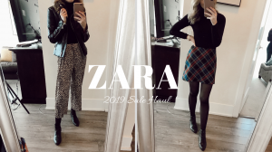 2019 ZARA SALE HAUL