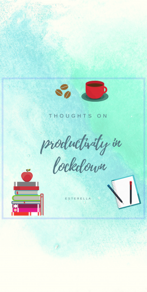 Productivity in lockdown
