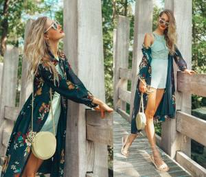 PRETTY LITTLE THING JUMPSUIT AND SHEIN DRESS
