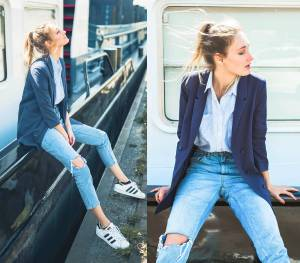 Casual Chic with Zan Style
