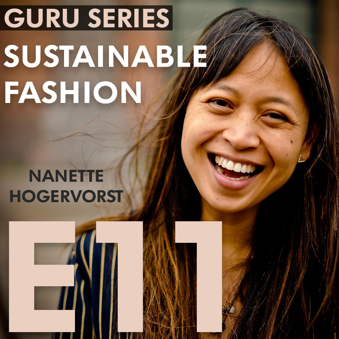 Sustainable Fashion: How to Be Sustainable, Role of Media, and the Future of Fashion (Podcast)