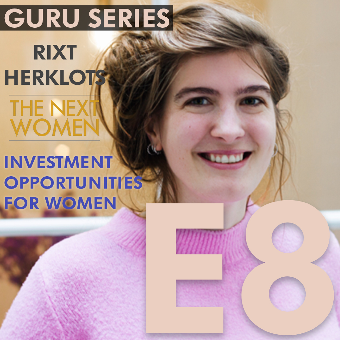 Investment Opportunities for Women: How to Invest and to Get Funding - Challenges & Tips (Podcast)