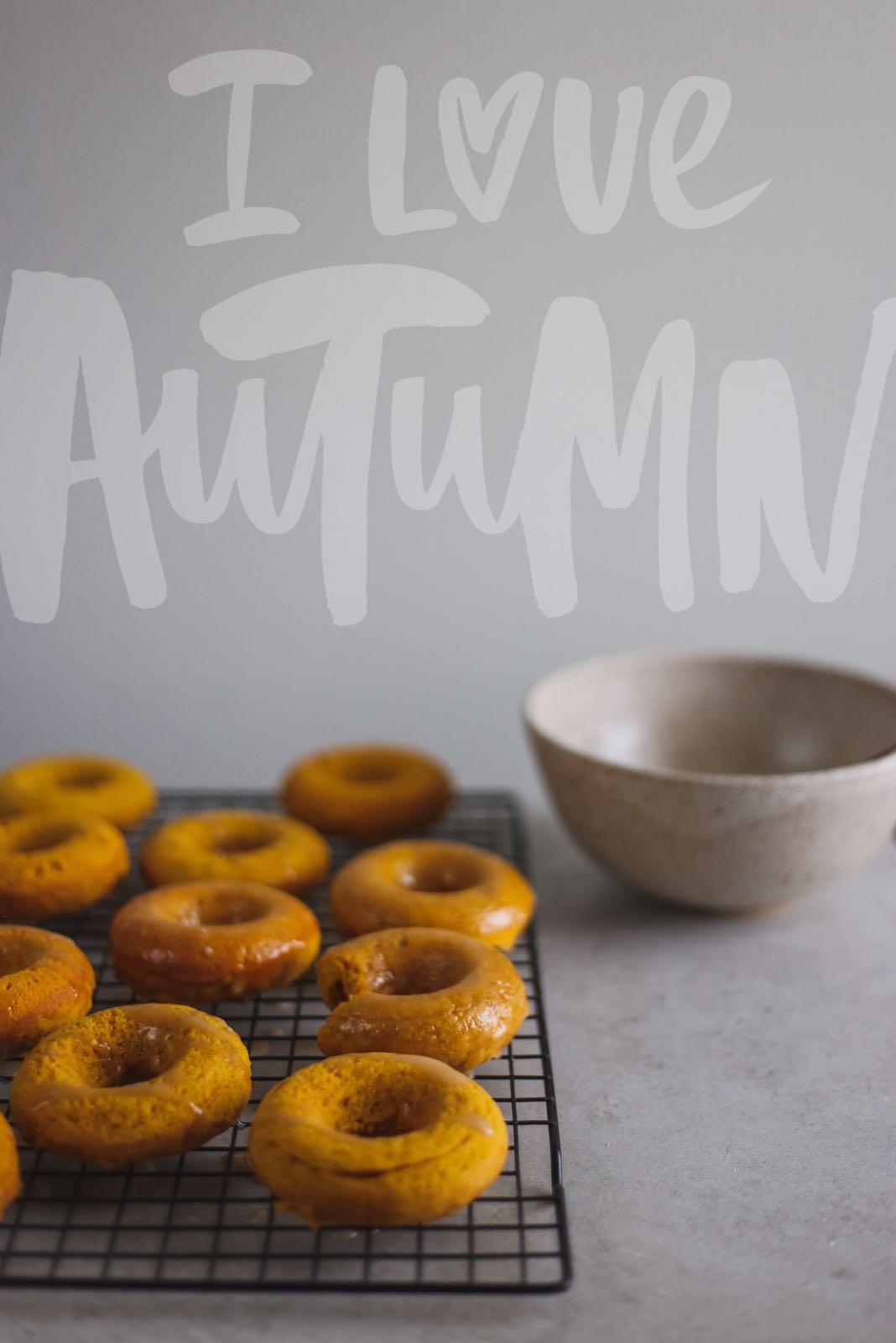 3 Recipes for a cozy Fall