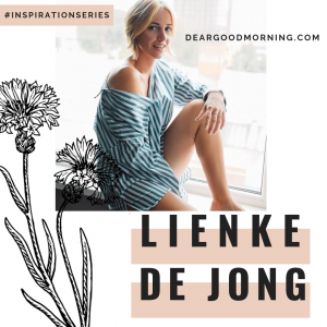Lienke de Jong: Being a Morning Person, Growing a Brand, and Motivating Thousands