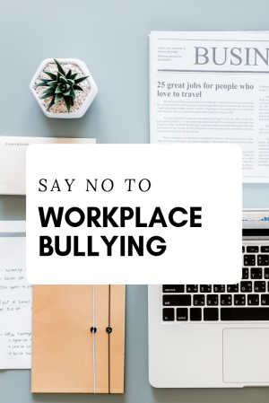 Anti-bullying Week: Bullies at Workplace and How to Deal with them