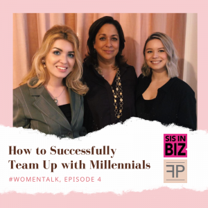 How To Successfully Team Up with Millennials (Podcast)