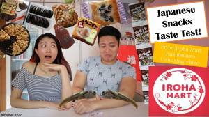 Iroha Mart Fukubukuro 2018 Opening and Taste Test