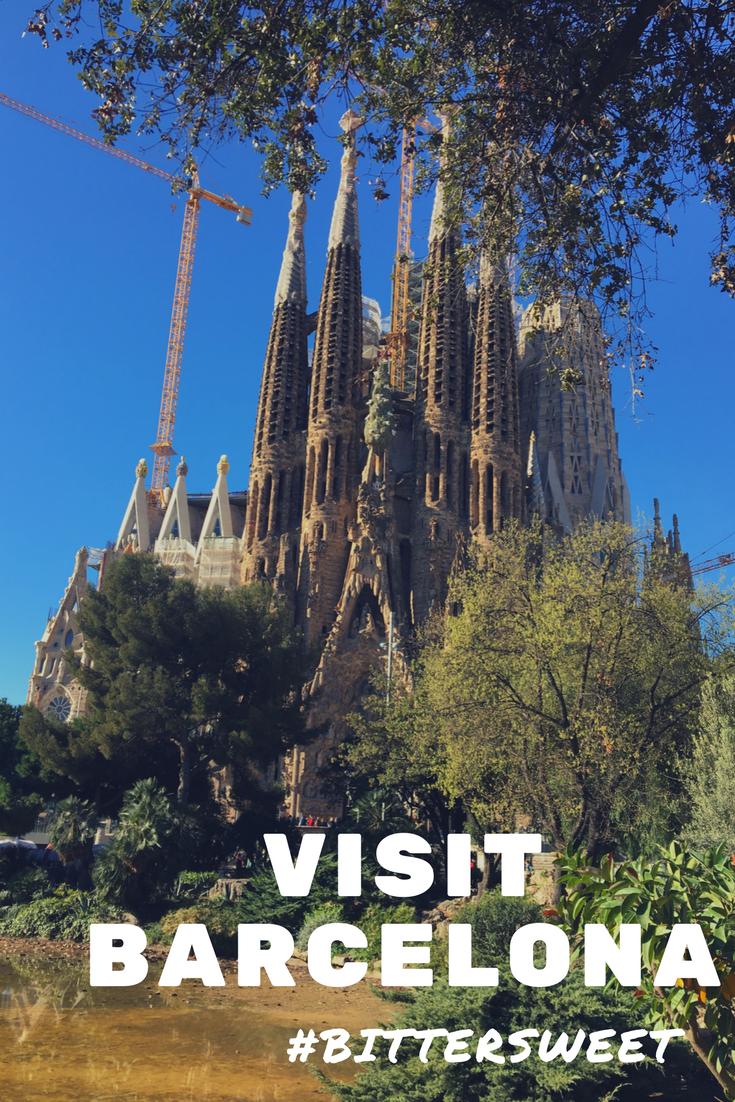 Traveling: Unlocking Amazing Barcelona