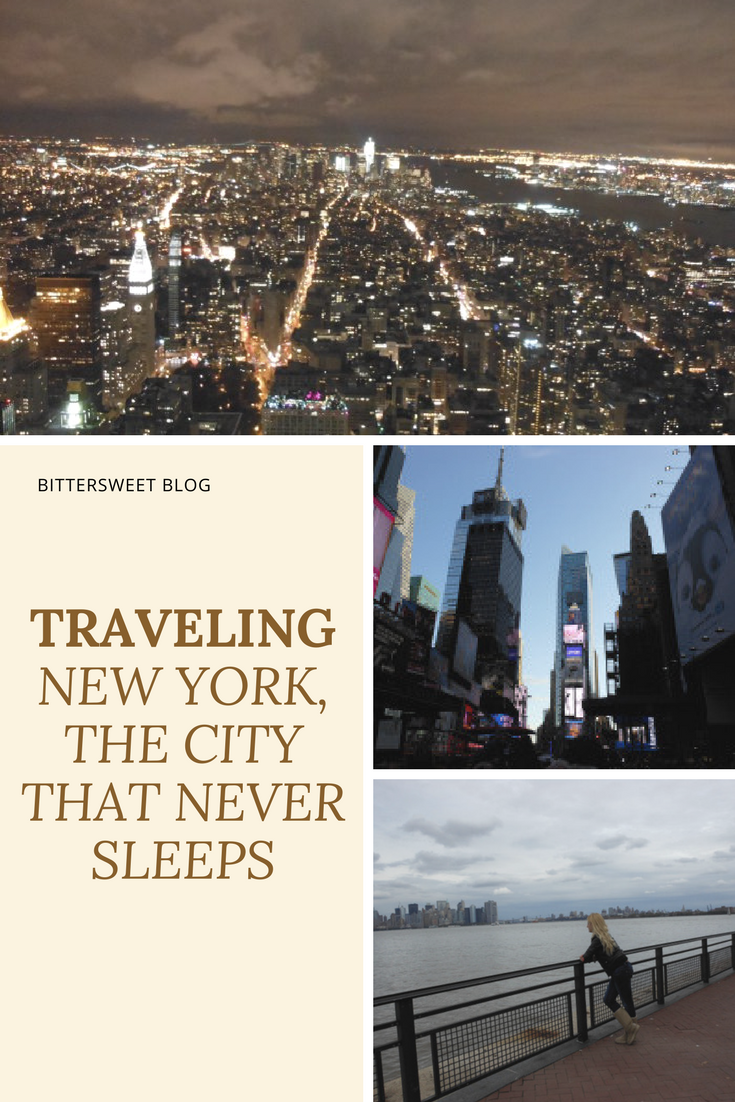 Traveling: New York, the City that Never Sleeps