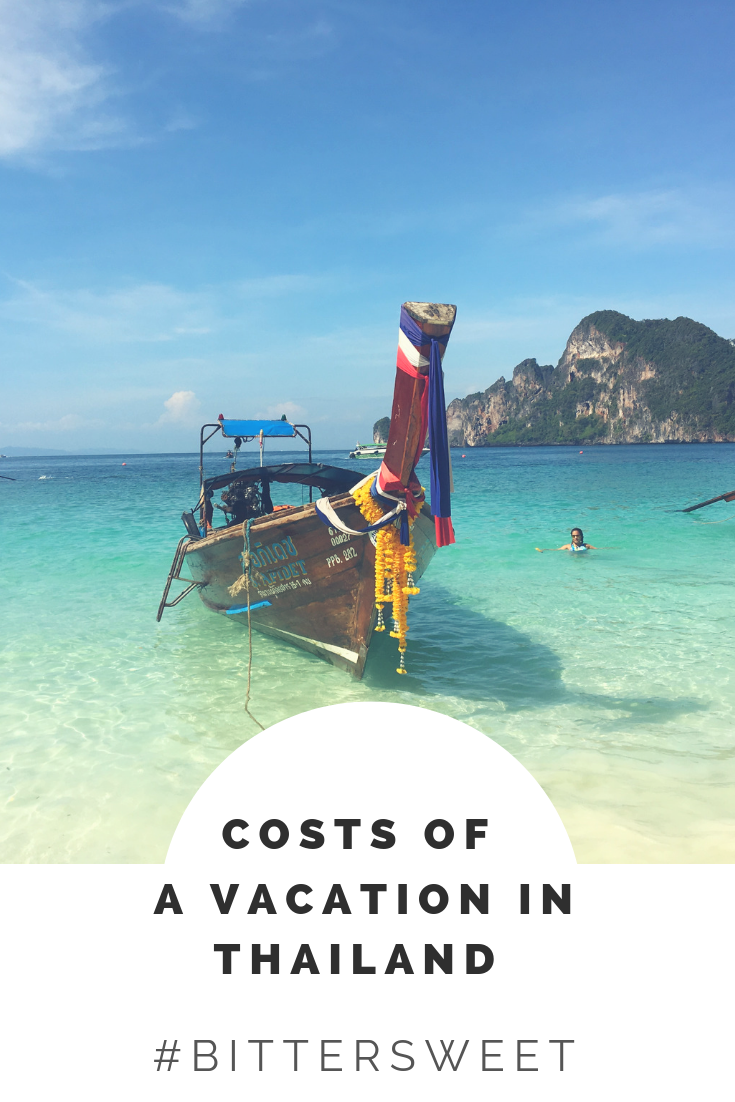 Traveling: Costs of a vacation in Krabi, Thailand