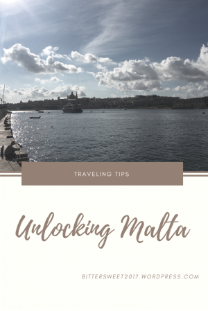 Traveling: Unlocking Malta