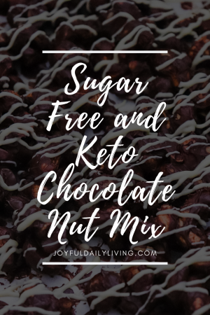 Sugar Free & Keto Chocolate Nut Mix