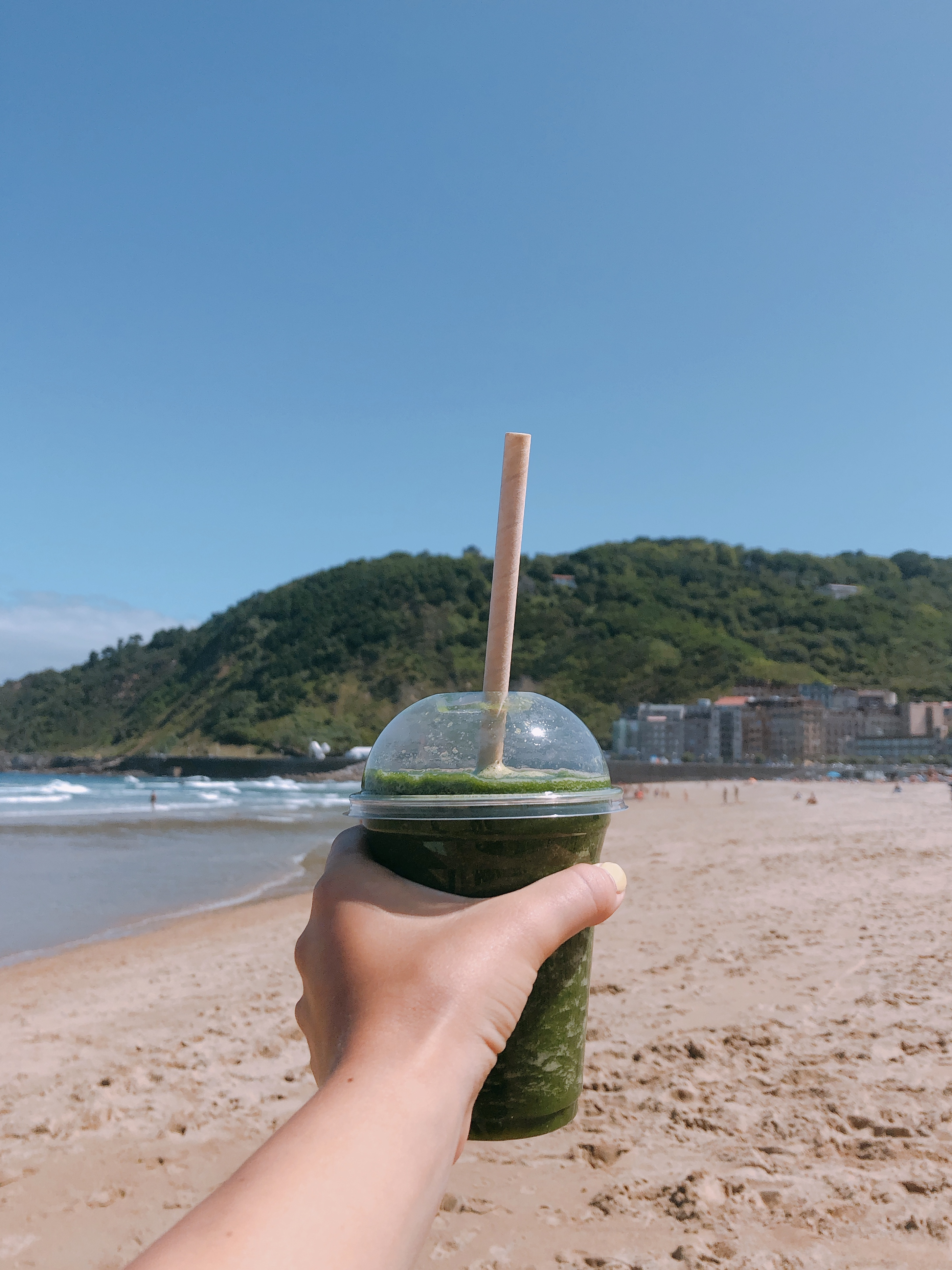 Perfect Green Smoothie Recipe for a Sunny Day