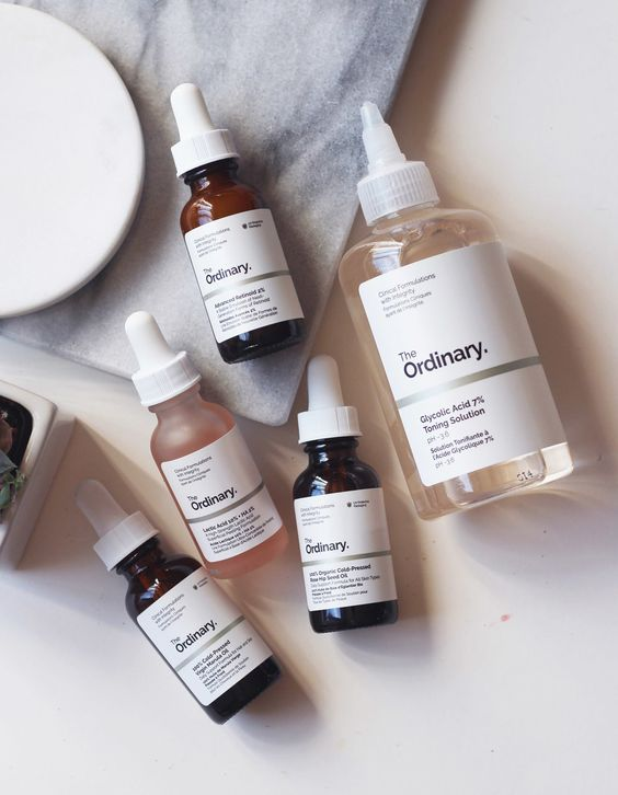 Complete The Ordinary Review: Moisturizer, Primer, Acid Solutions, & Peeling