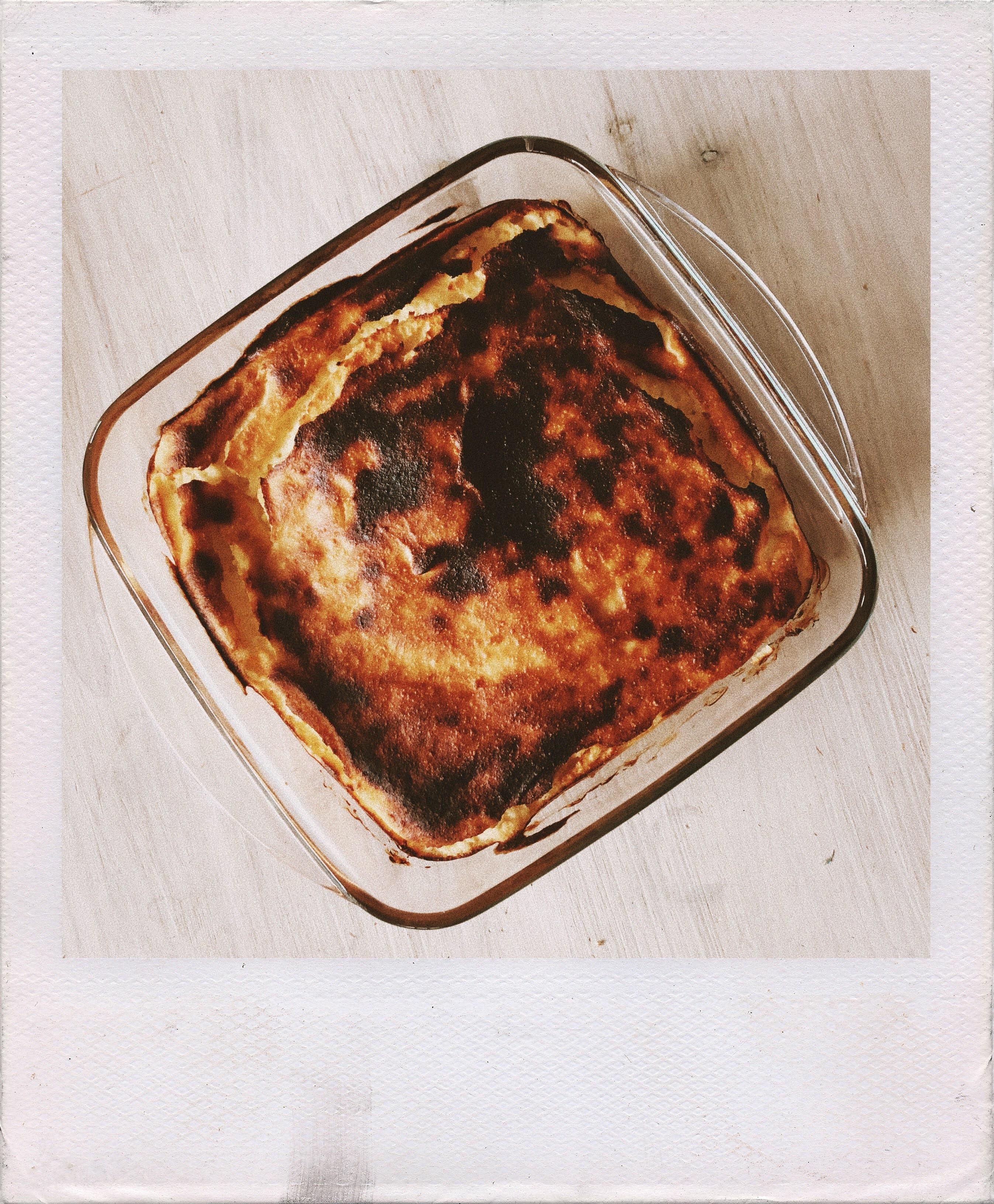 Healthy Mango & Cottage Cheese Casserole   Quick Recipe