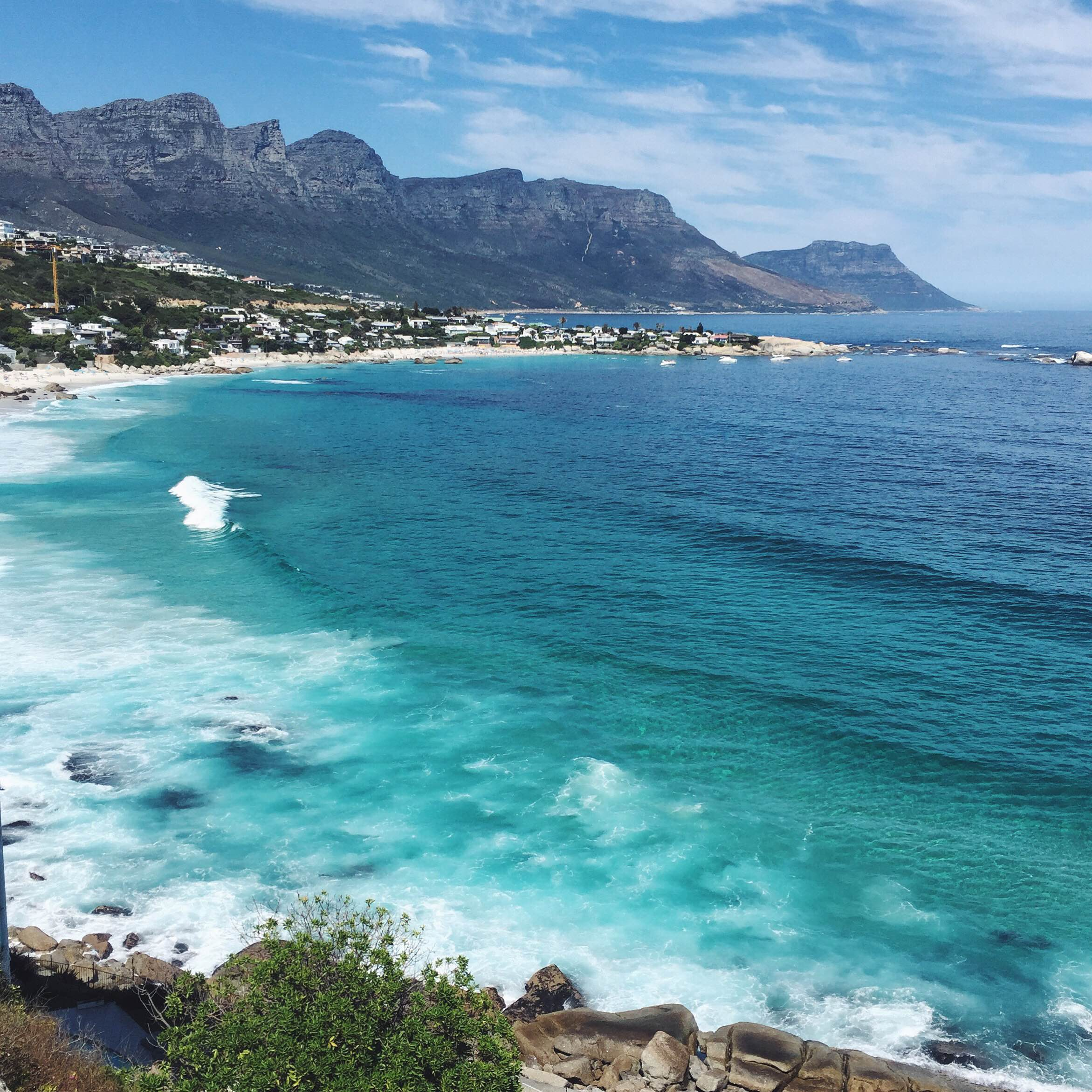 Greetings From the Sunny Cape Town