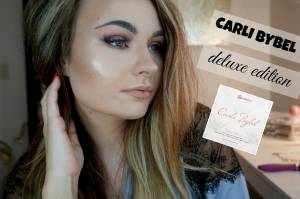 Carli Bybel Deluxe Edition Make up Tutorial