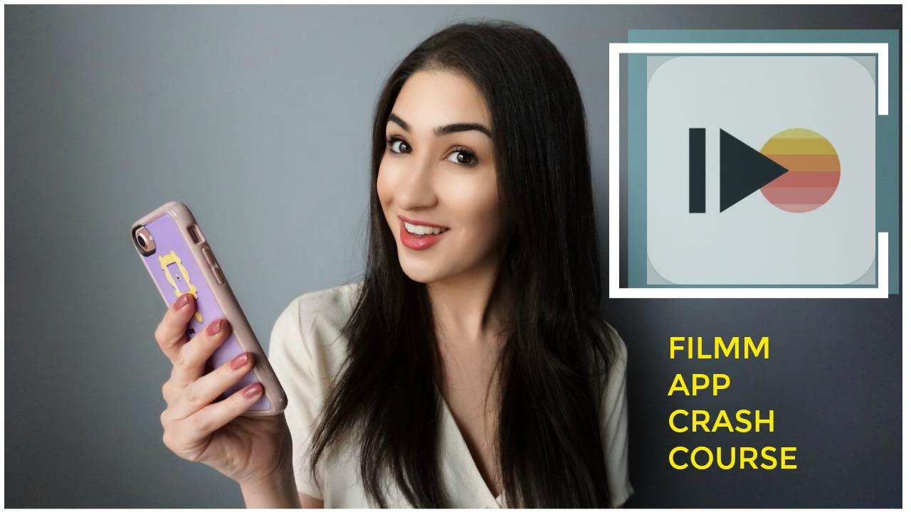 Filmm app Crash Course
