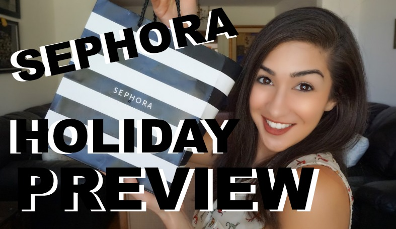Sephora Holiday Preview/Fenty Beauty Launch
