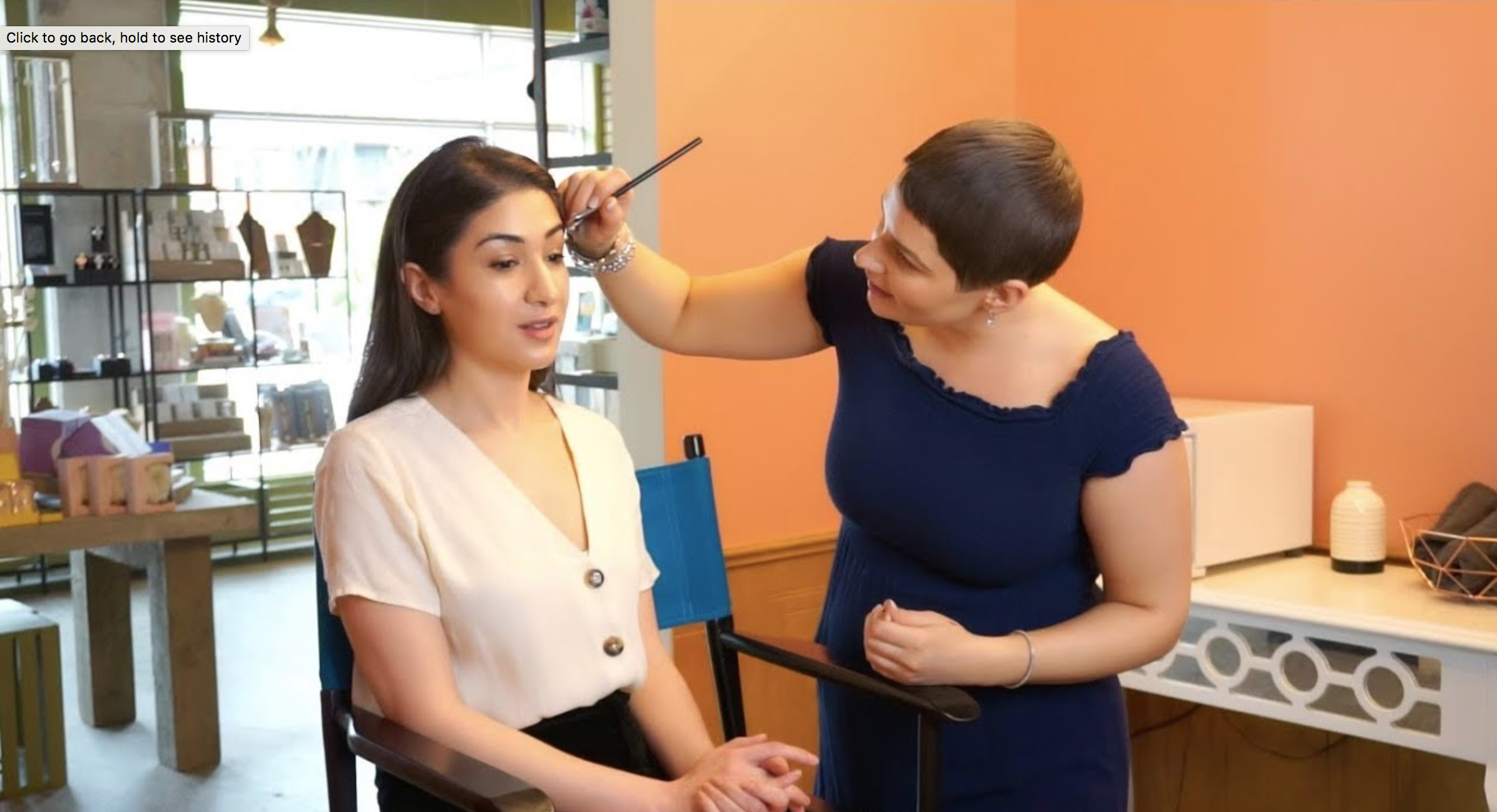 Glowy Makeup Tutorial with Elizabeth Bassett