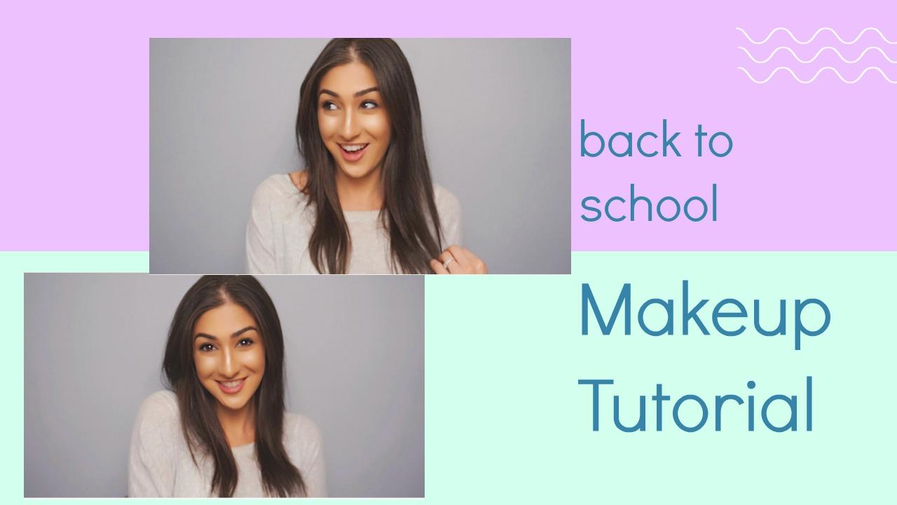 Easy | Fresh | Back to School Makeup Tutorial