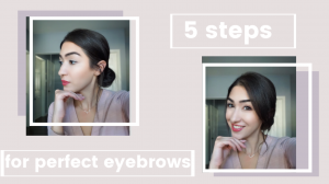 5 Steps for Perfect Eyebrows
