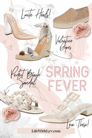 10 Shoe Trends For Spring!