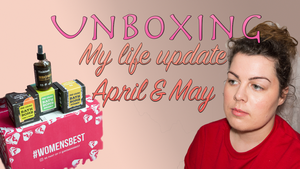 The end of April beginning of May + Unboxing