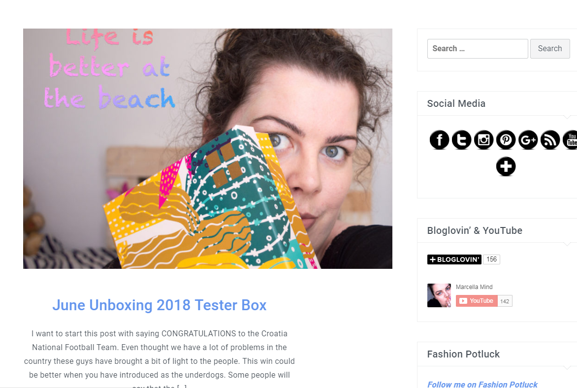June unboxing TesterBox 2018