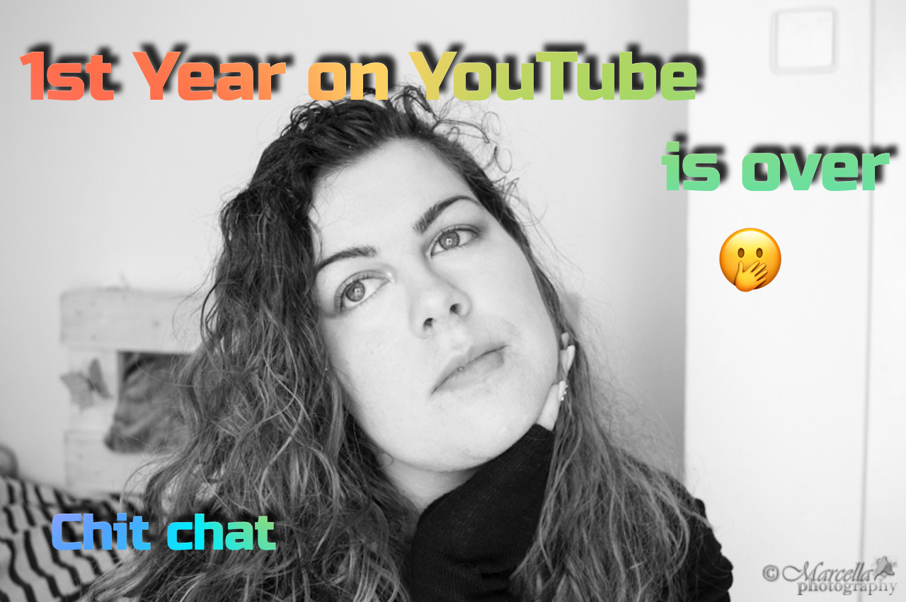 One year on YouTube!?