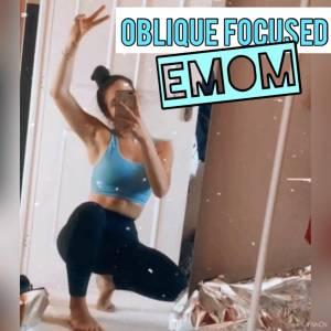 Oblique Focused EMOM